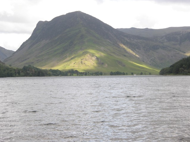 Image: Picture taken from Buttermere on a short break in the Lake District