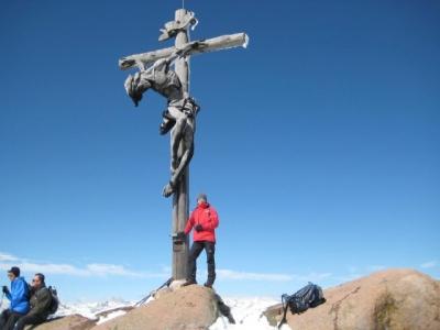 Image: Taken on the Rasciesa Plateau in the Dolomites
