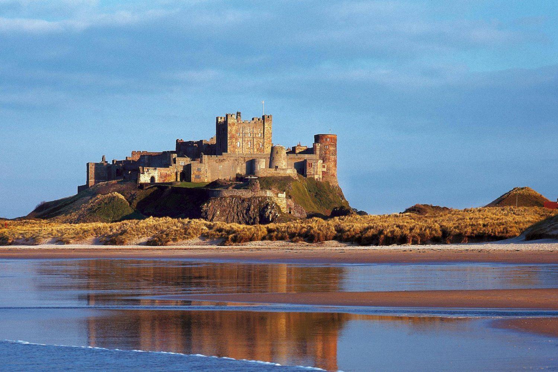 image: Bamburgh Castle