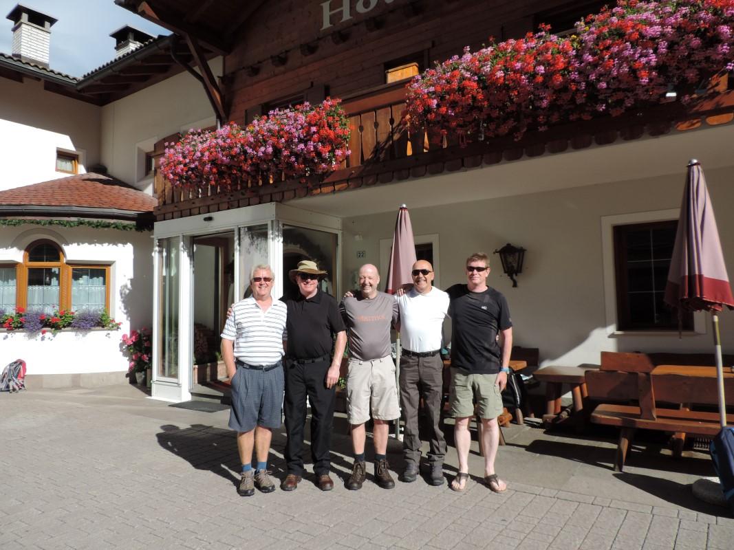 Italian Food Tour at the Hotel Digon Ortisei
