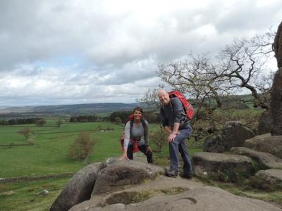 image: on a Peak District short walking break