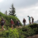 Walkers and sightseers love Chamonix