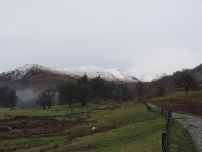 image: Walking on the Elterwater Round
