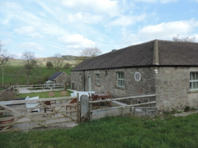 image: all inclusive short walking breaks at Dale End Barn