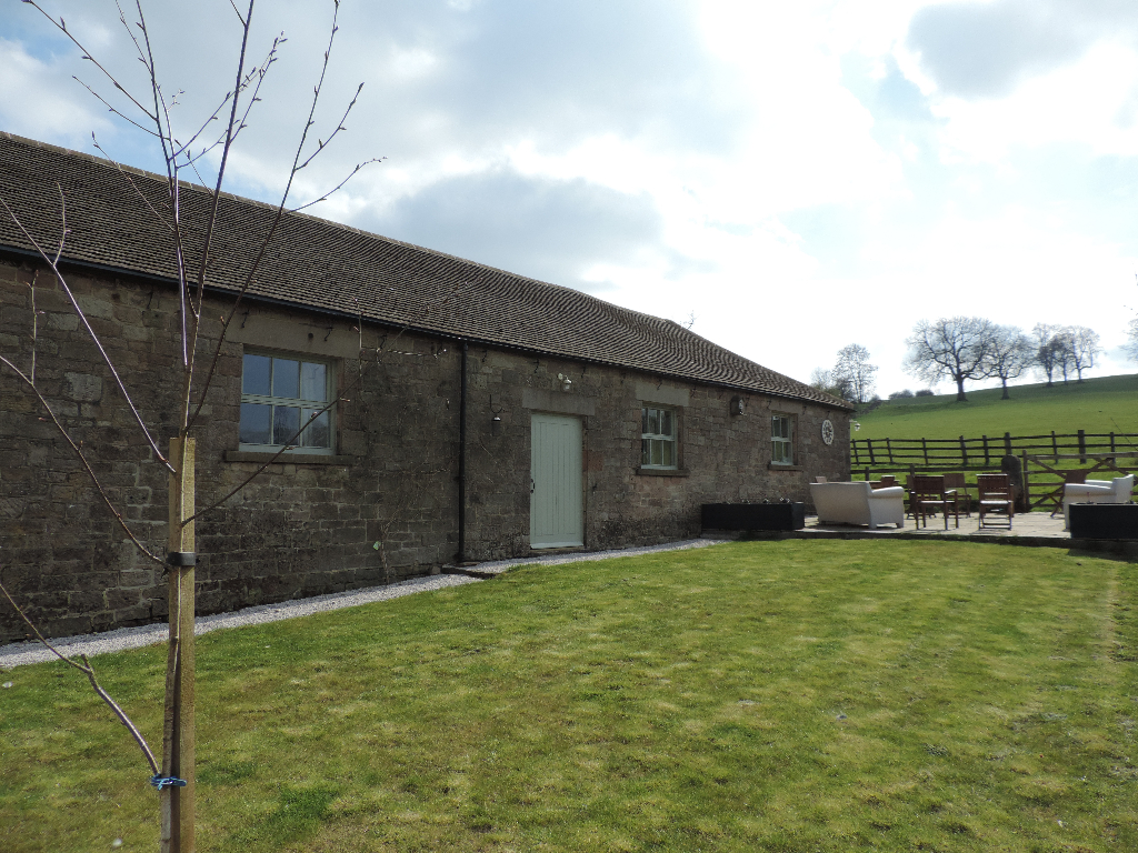 image: the Barn is in beautiful Gratton Dale