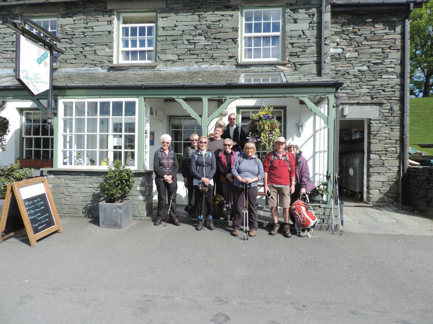 image: Three Shires Inn Little Langdale