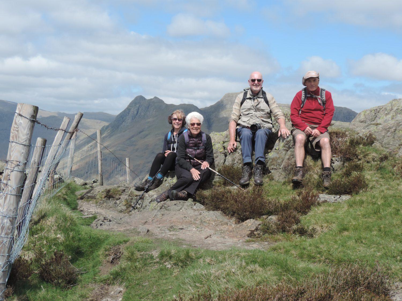 image:Lake District short walking break-Lingmoor Fell