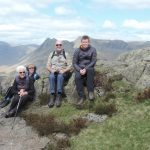 Lingmoor Fell along with the Langdale Pikes make for a great Lake District walk