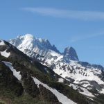 Mont Blanc home to the Mont Blanc Marathon as well as our Walking Holidays