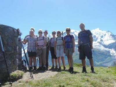 image: buxton u3a on a pinnacle walking holiday