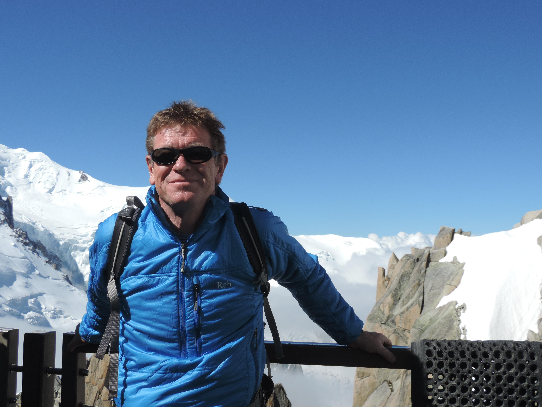image: stunning views of mont blanc