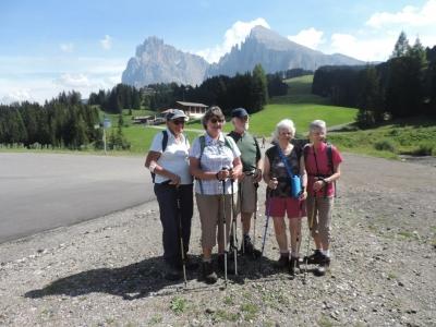 image: pinnacle walking holiday in the dolomites
