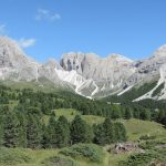 Puez Odle group a Stunning Dolomite Area