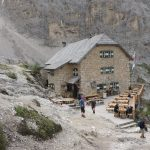 Rifugio Vicenza a base for great walking holidays