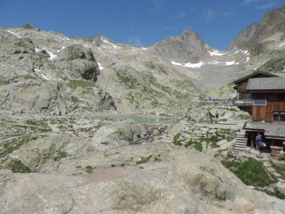 image: one of the most popular walks in Chamonix