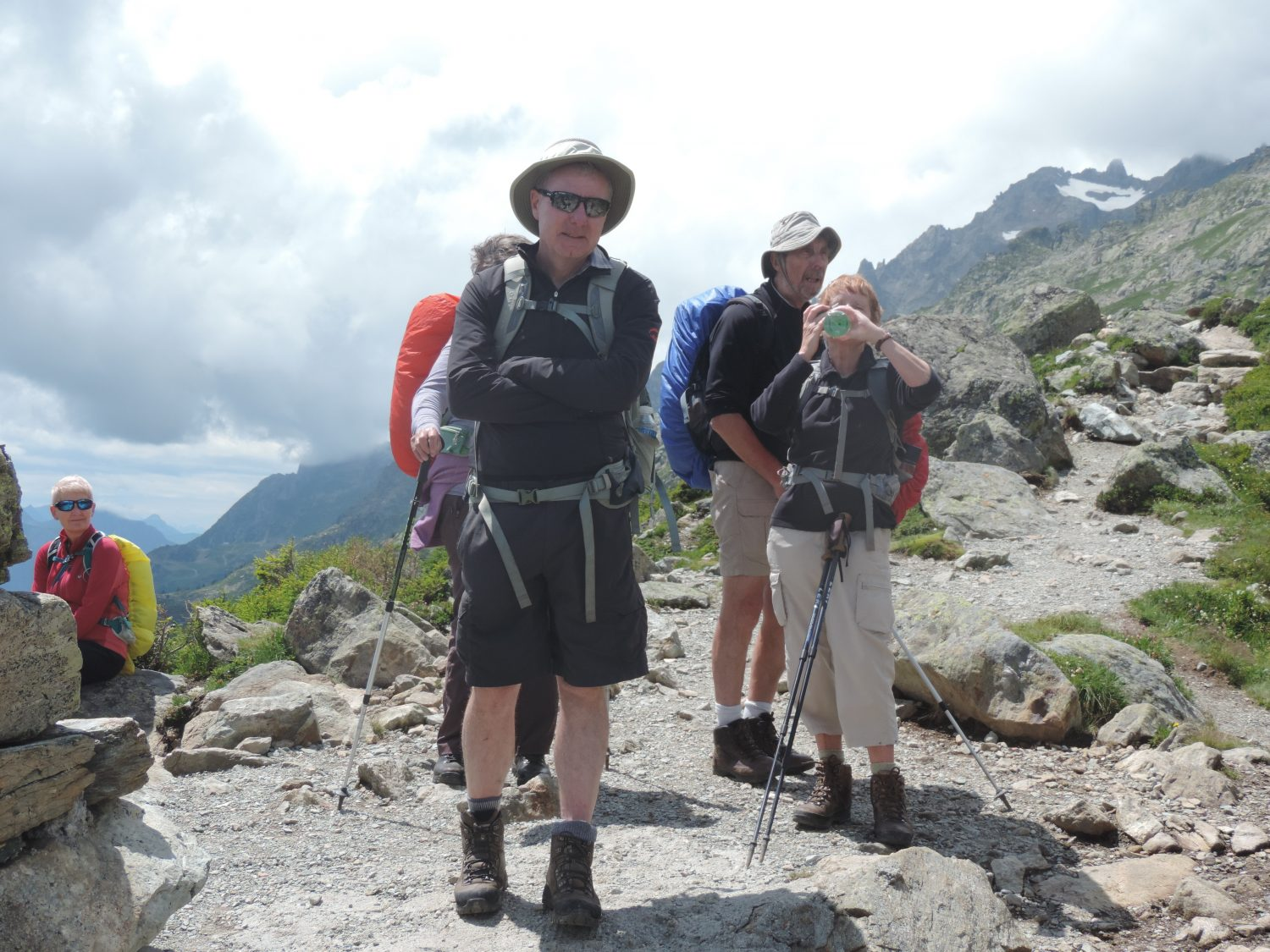 image: guests on a Pinnacle Walking Holiday