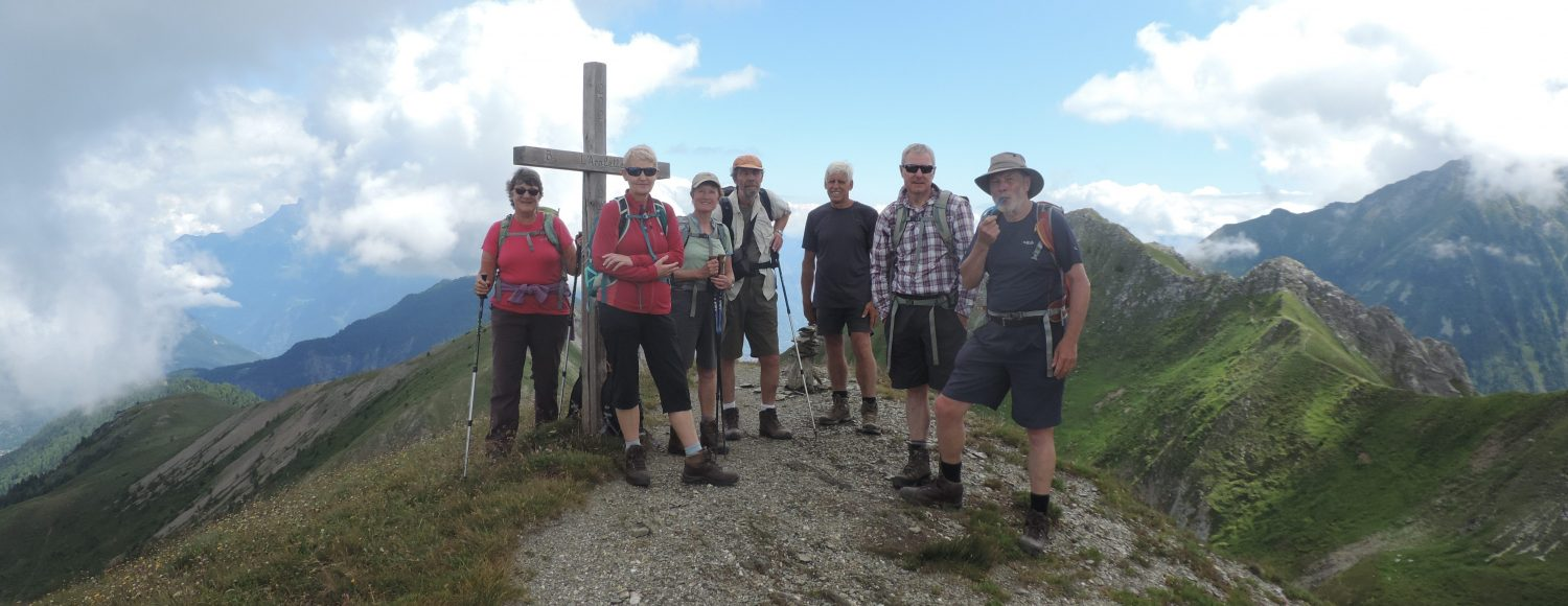 French Alps walking holiday