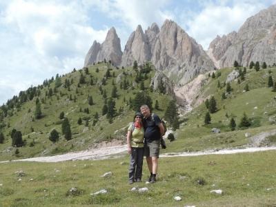 image: Heading to Firenze Rifugio