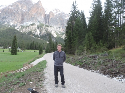 image: Day off in the Alta Badia