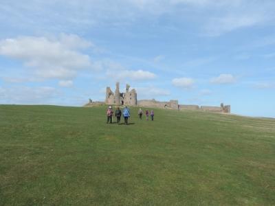 image: Dunstanburgh Castle