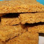 Recipe for Grasmere Gingerbread Slice