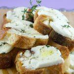 Goats Cheese & Walnut Toast