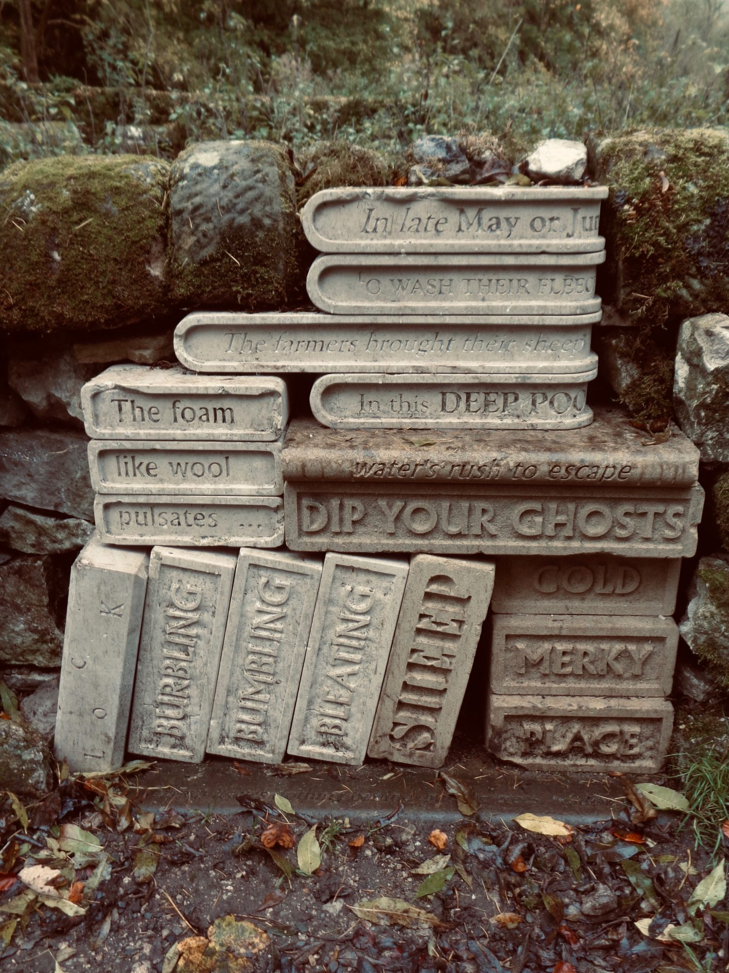 image: Stones of Meaning Bradford Dale