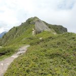 some of the best hiking in the alps is near la tour