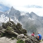 Signal Forbes a favourite walk from Chamonix