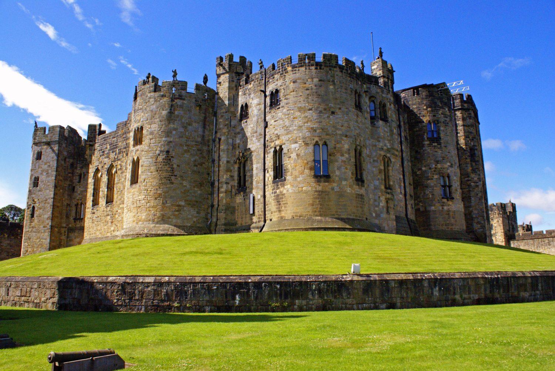 image: Alnwick Castle