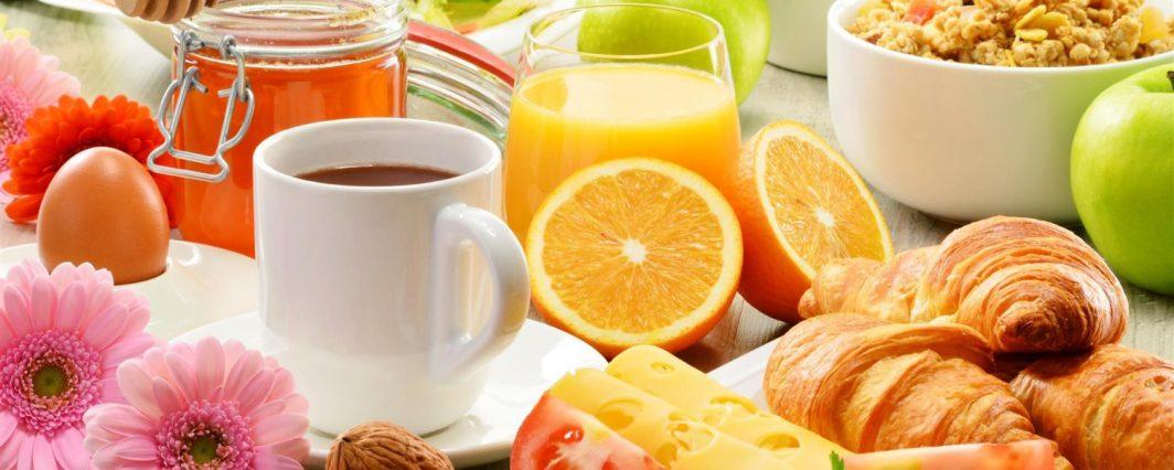 Good Breakfast is a Continental Breakfast Buffet