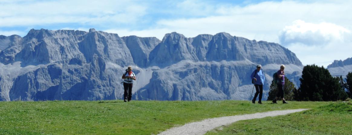 Gran Fermeda in the Dolomites close to Brogles Hut
