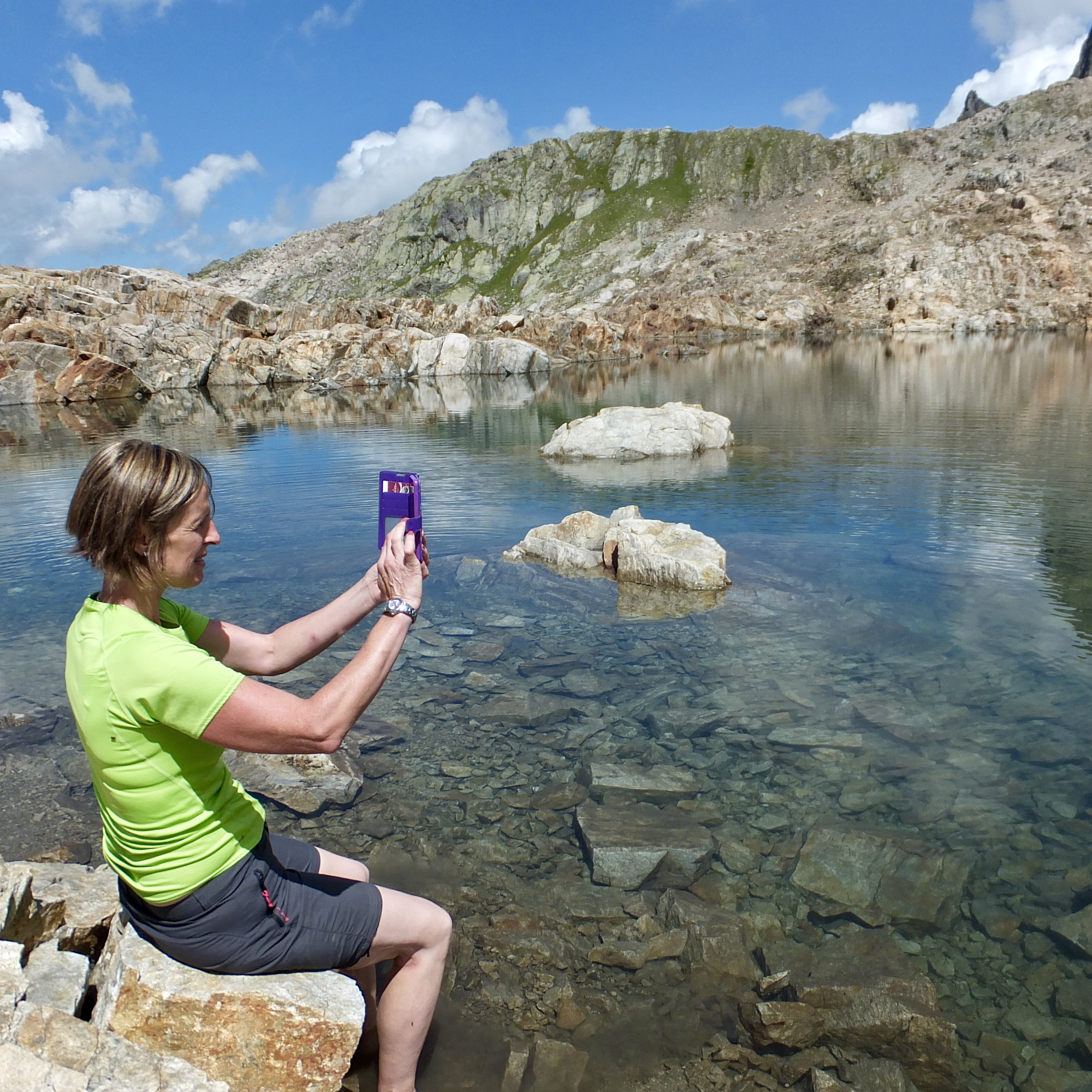 image: photo of Lac Noir