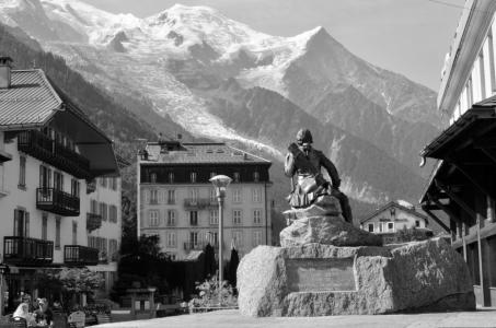 image: Mont Blanc Massif