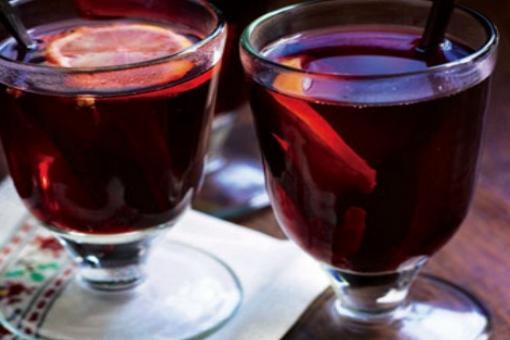 Mulled Wine or Gluhwein