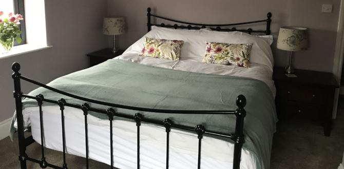 Number Sixteen Bedroom, Amble, Northumberland