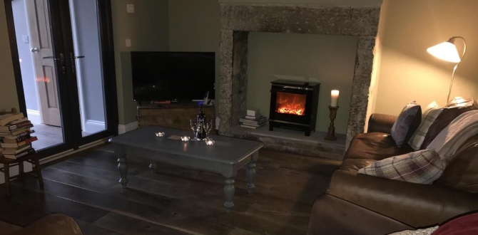 Number Sixteen Lounge, Amble, Northumberland