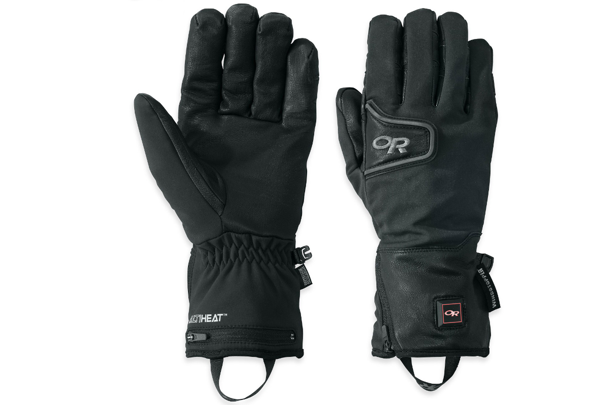 Stormtracker Heated Gloves for Raynauds sufferes
