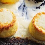 Twice Baked Cheese Souffles a great French Alps starter