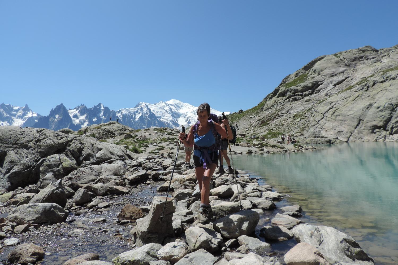 Always a pleasure to walk Chamonix Valley
