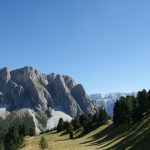 A Walk on the Wild Side in the Dolomites