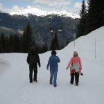 Winter Walking Lakeland with Mike and Paula